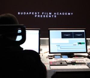 Budapest Film Academy Presents