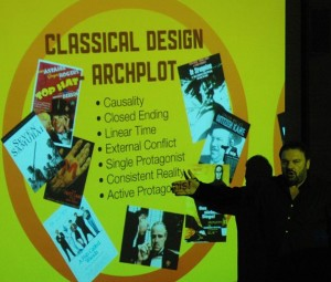 Classical design archplot