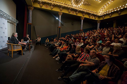Special Master Classes at the Budapest Film Academy